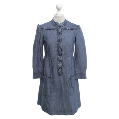 Marc Jacobs Jean Dress in Blue