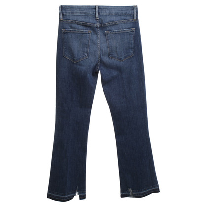 Frame Denim Jeans with flared leg