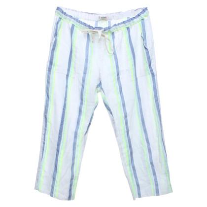 LemLem Pantalon à rayures