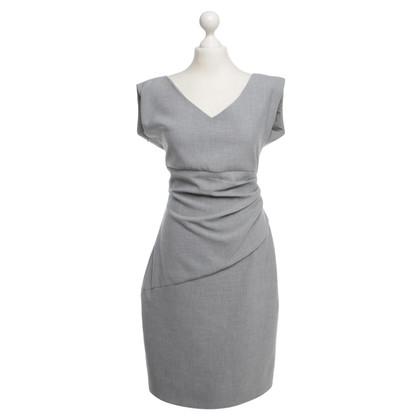 Diane von Furstenberg Schede jurk grijs