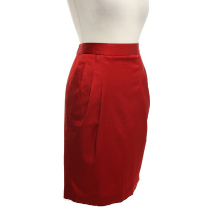 French Connection skirt in red