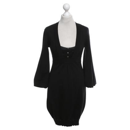 Karen Millen Wool dress with balloon sleeves
