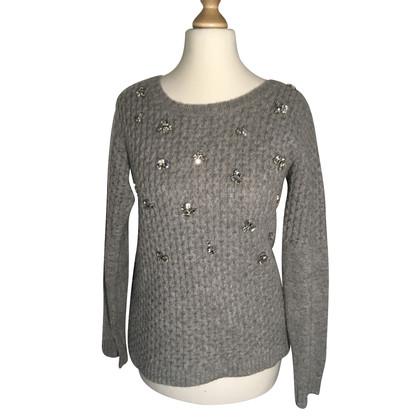 Dear Cashmere Jumper with gemstones