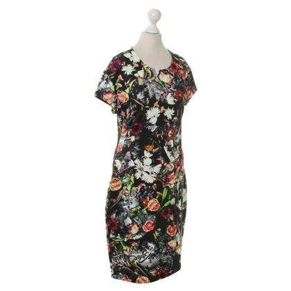 Alexander McQueen Print jurk