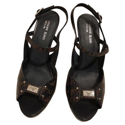 Armani Jeans sandalen