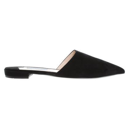 Prada Pantofola in nero