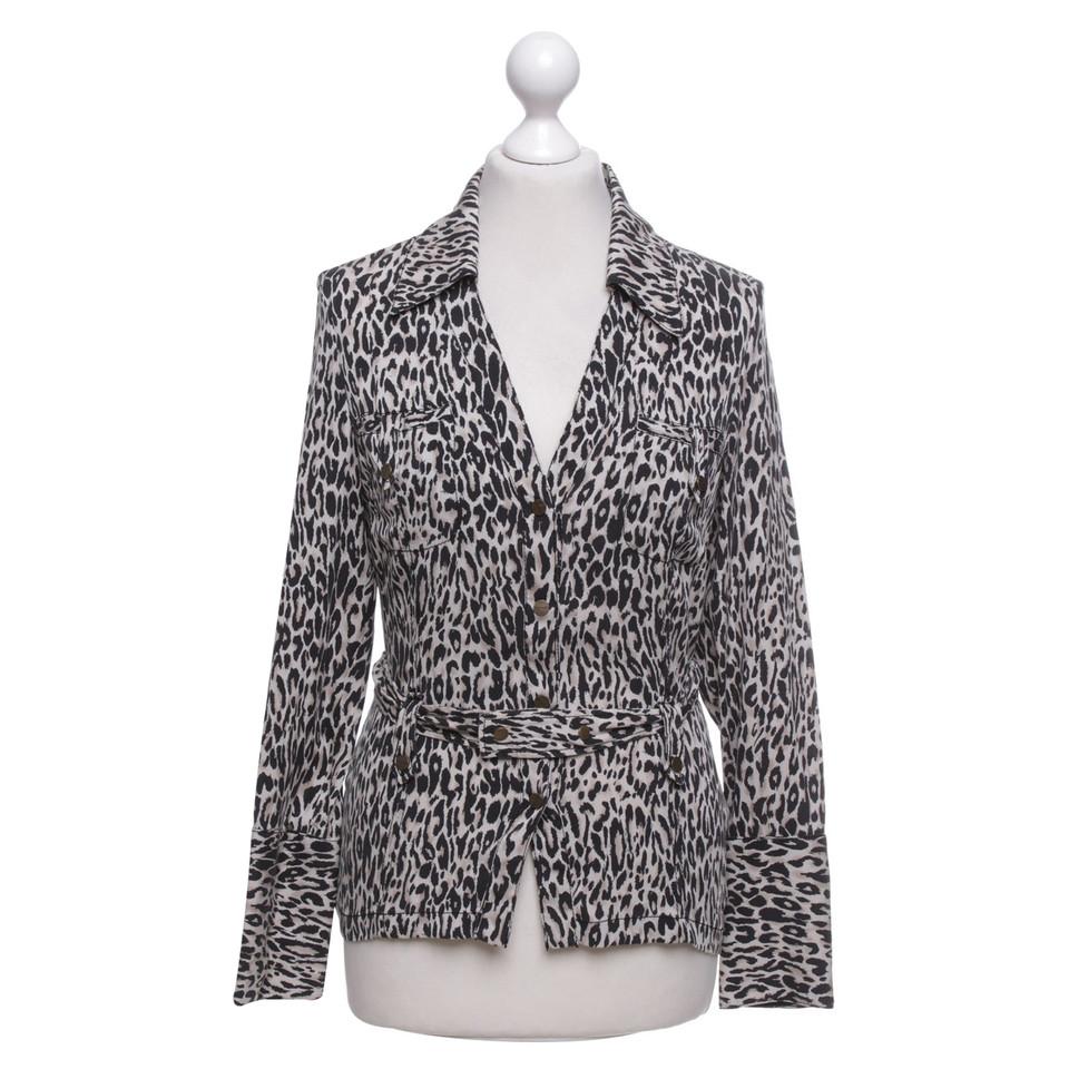 Karen Millen Lace Print Blouse 47