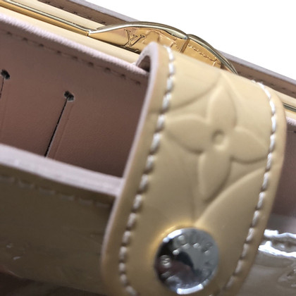 Louis Vuitton Portefeuille de Monogram Vernis