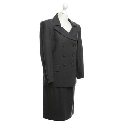 Hermès Costume in grey