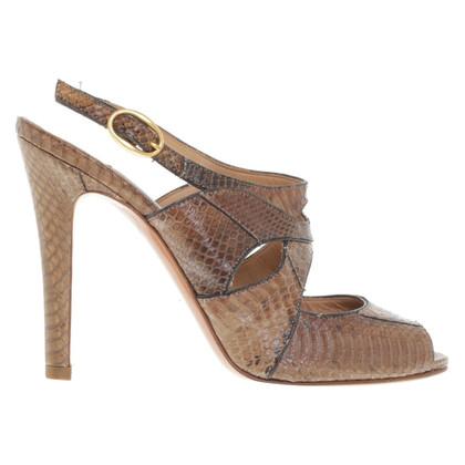 L'autre Chose Sandaletten aus Leder
