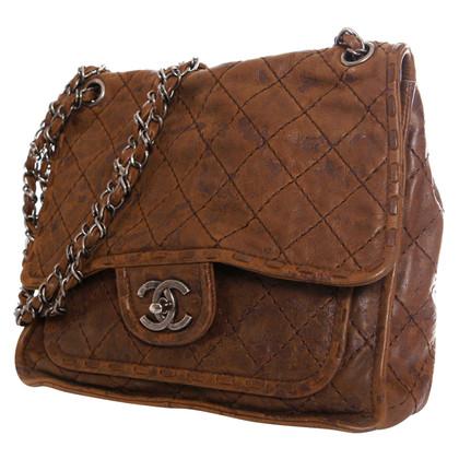 "Chanel ""Paris-Edinburgh Square Flap Bag"""