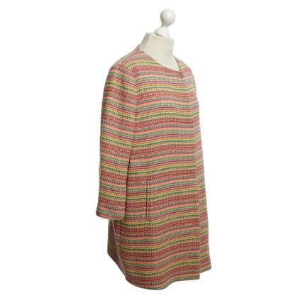 René Lezard Unusual summer coat