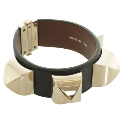 "Givenchy ""Borchie Bracciale Pale Gold M"""
