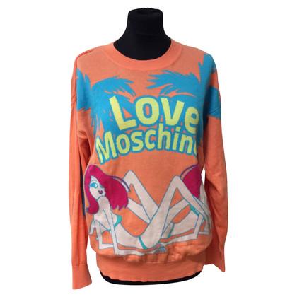 Moschino Love trui