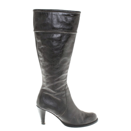 Laurèl Boots in grey