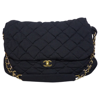 "Chanel ""Bubble Quilt Flap Bag Large"""