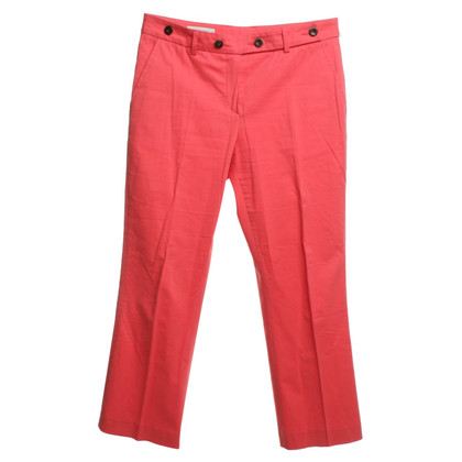 René Lezard 3/4 pants in Coral