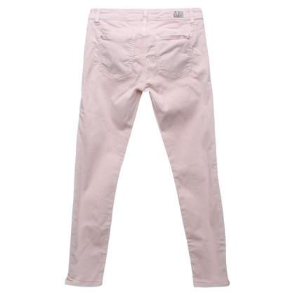 Rich & Royal Skinny jeans in rosé