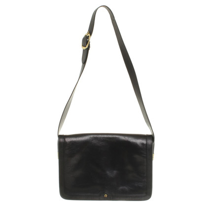 Aigner Leather shoulder bag