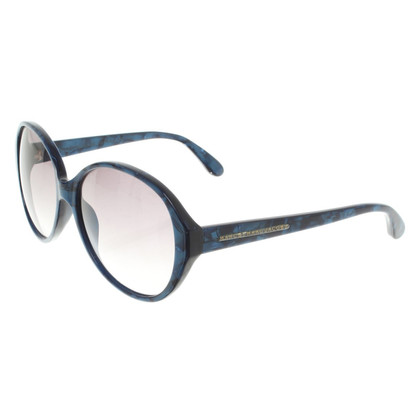 Marc Jacobs Sonnenbrille in Blau