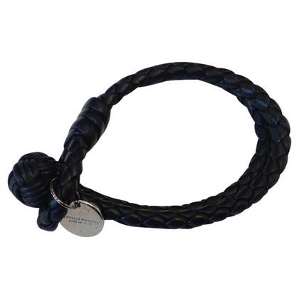 Bottega Veneta lederen armband