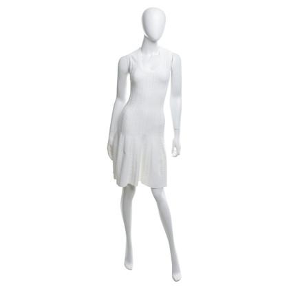 Roberto Cavalli Dress in white