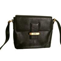 Ferre Small black evening bag