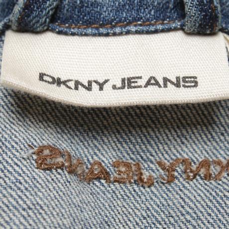 Blau Jeansweste DKNY in DKNY Blau Jeansweste I1gO1wZ
