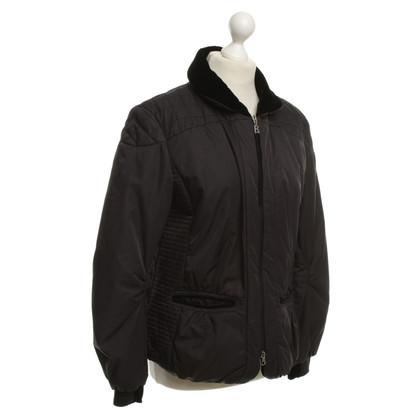 Bogner Quilted Jacket in black
