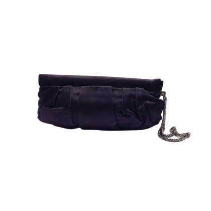Gucci Black hysteria clutch