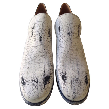 Maison Martin Margiela for H&M Weiße Slipper