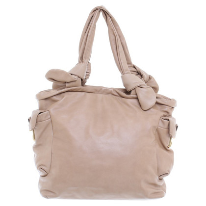 Marc by Marc Jacobs Lederen handtas