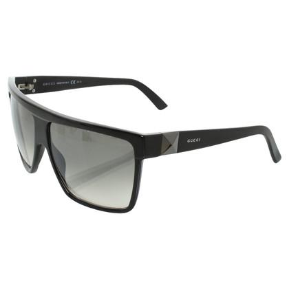 Gucci Occhiali da sole in nero