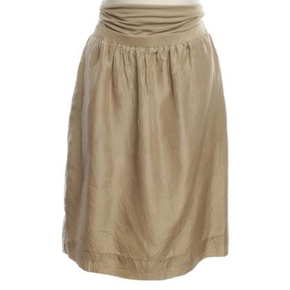 Donna Karan skirt silk