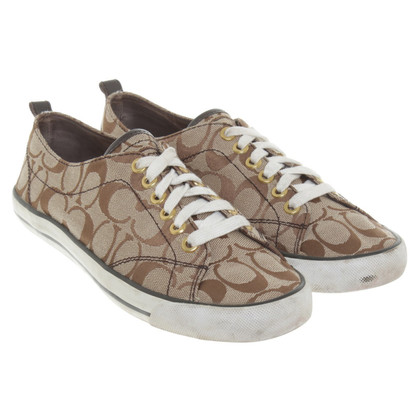 Coach Sneakers in Brown