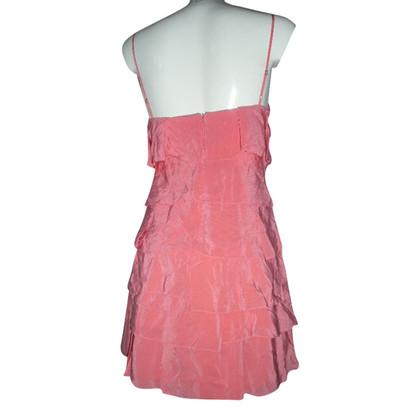BCBG Max Azria  Zijden jurk