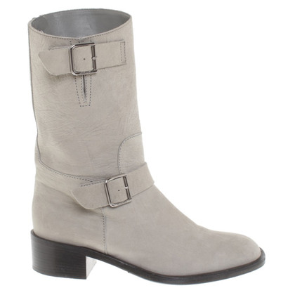 Chanel Boots in grey