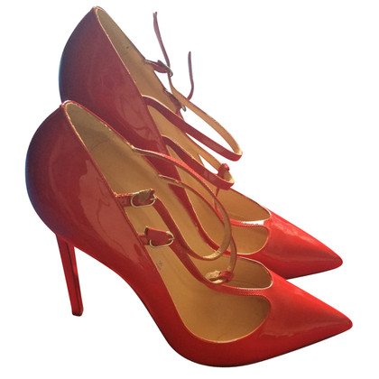 Christian Louboutin pumps patent leather