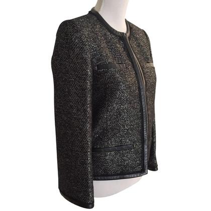 Emilio Pucci Lurex jacket in black