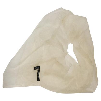 DKNY sciarpa di seta