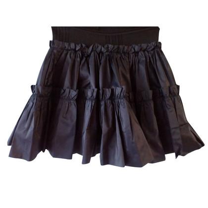 Roberto Cavalli Mini-skirt of silk