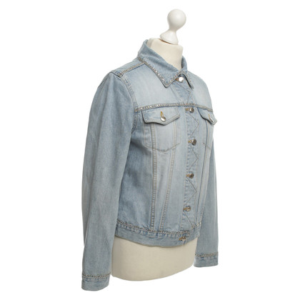 Escada Jean jacket with application