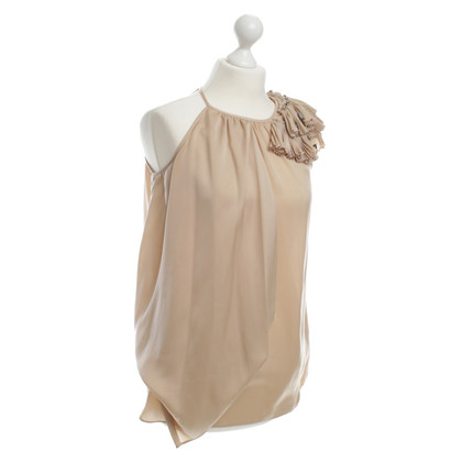 Pinko Top in light brown