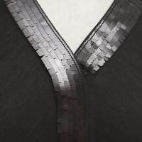 Armani Jeans Top in zwart