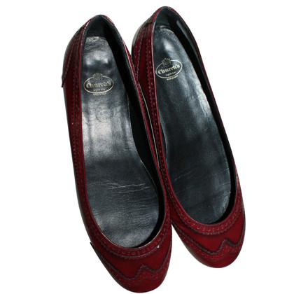 Church's Leather ballerinas in Bordeaux