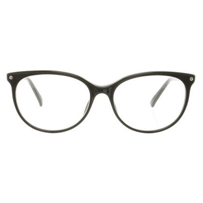 Christian Dior Glazen met zwart frame