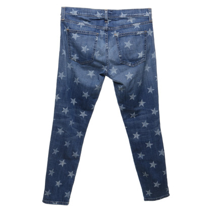 Current Elliott Jeans con stampa