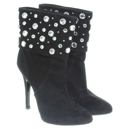 Balmain Ankle boots with decorative stones