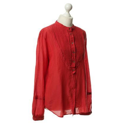 Boss Orange Red summer blouse