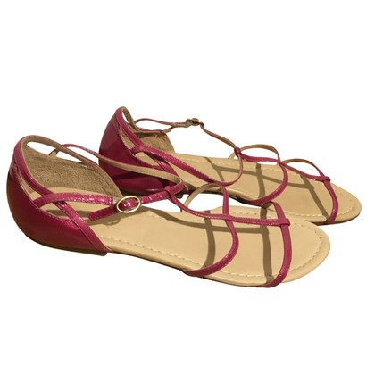 Navyboot sandali rosa